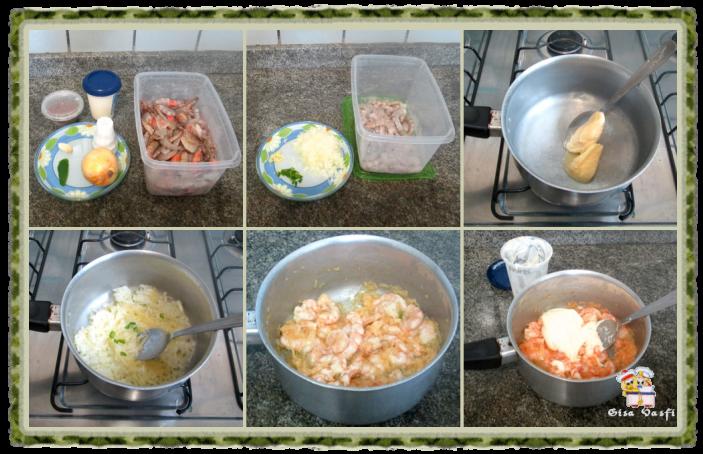 Rissoles de camarão 6