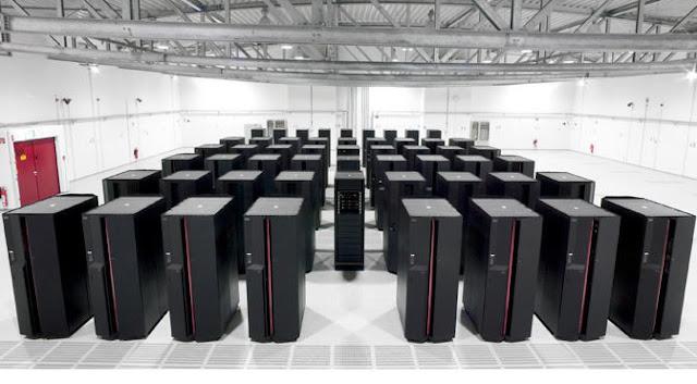 سوبر كمبيوتر