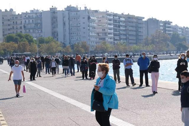 Σχέδιο έκτακτης ανάγκης για τη Θεσσαλονίκη – Εξασφαλίστηκαν 43 κλίνες ΜΕΘ