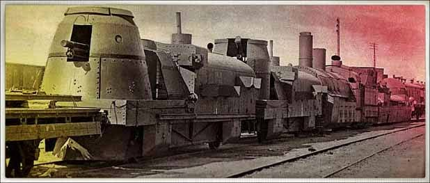 Image result for zaamurets armored train