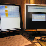 V/UHF FM station running TM-742 remote head and N1MM+