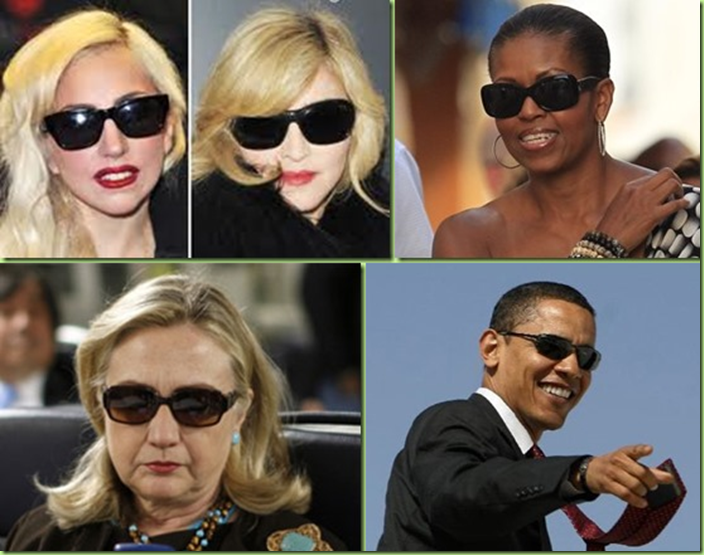 alter egos in sun glasses