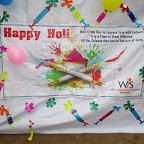 Holi Celebration (Pre-primary) 10.03.2017