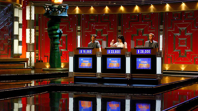 Jeopardy Winner Accused Of Flashing White Power Sign. He Was Showing How Many Times He Won.