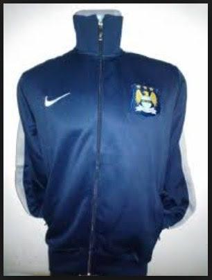 Jual Jaket Manchester City Terbaru 2014