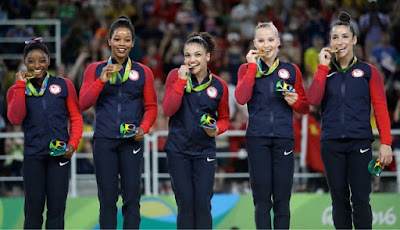 Olympic Gymnasts Reveal Prayers Guided Them
