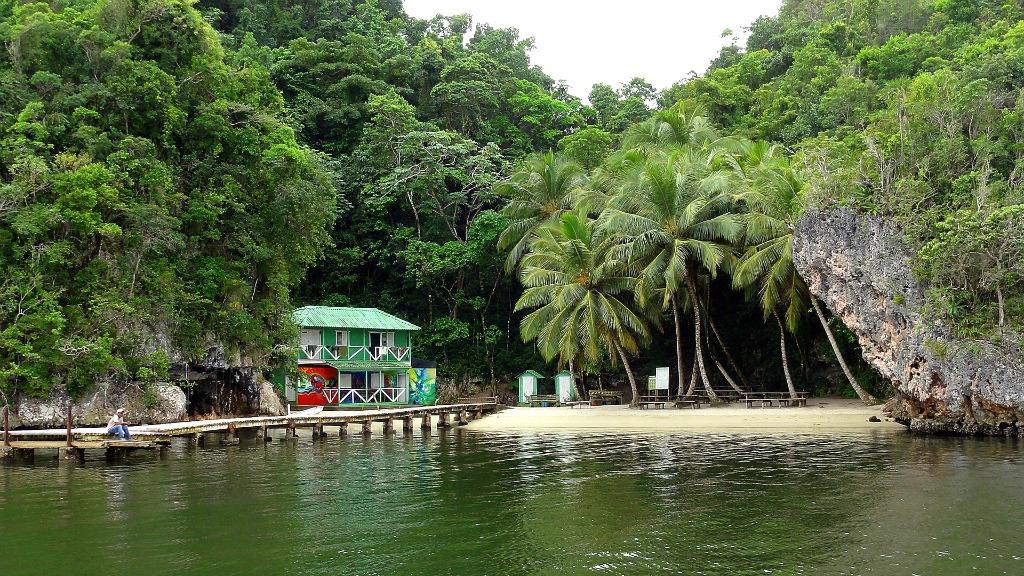 Parque Nacional Los Haitises, República Dominicana