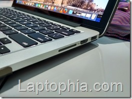 Hands On Apple MacBook Pro Retina Display MF840ID/AMBP