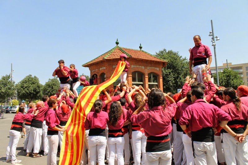 Castells Catalans Want to vote 8-06-14 - IMG_1997.JPG