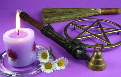 Powerful Love Spell, Candle Magic