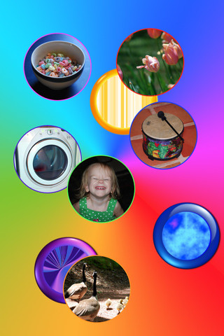 iBaby Buttons Application Play image
