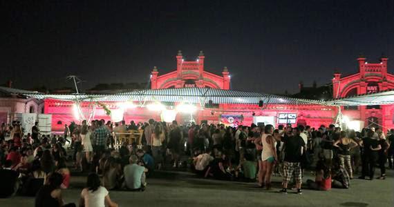 San Isidro 2015 en Matadero Madrid. Festival Guacamayo Tropical