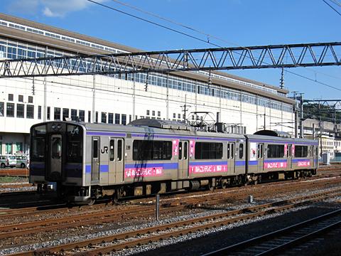 JR東日本 東北本線 701系1000番台電車