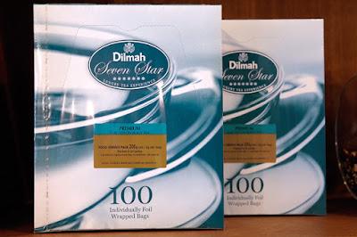 おすすめ商品:ディルマ(Dilmah)紅茶