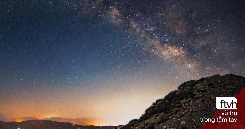 Tháng 5 rực rỡ - Mùa hè đến rồi, quan sát bầu trời đêm thôi!