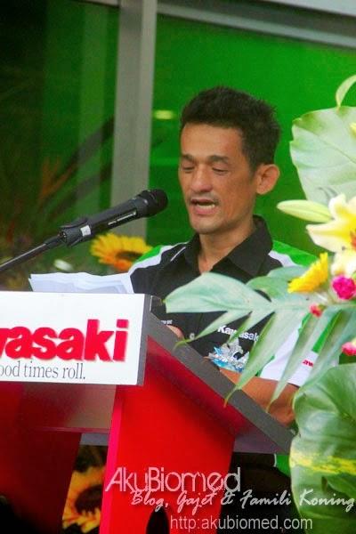 encik Ah Loo CBK Motor Sport