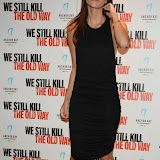 WWW.ENTSIMAGES.COM -   Anouska Mond  arriving at      We Still Kill The Old Way - private film screening at The Ham Yard Hotel, London September 29th 2014Private screening of forthcoming film about a group of former 1960s gangesters who come out of retirment to take on a group of youths after one of their number is murdered.                                                 Photo Mobis Photos/OIC 0203 174 1069