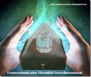 Transcomunicador Piramidal Interdimensional - TPI - energiabiocosmica