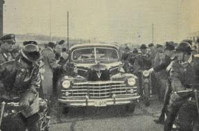 Popemobile Pius IX Cadillac