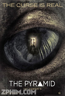 Bí Ẩn Kim Tự Tháp - The Pyramid (2014) Poster