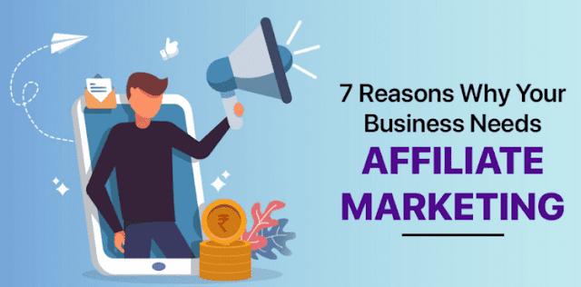 ما هو التسويق بالعمولة Affiliate Marketing  وكيف يعمل؟