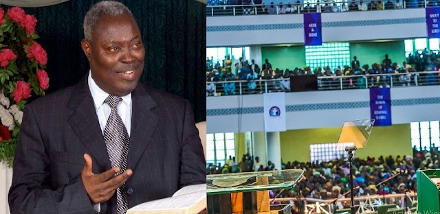 I Will Give Back Tithes And Offering of Members Who Still Sin – Deeper Life Founder, Pastor Kumuyi Promises