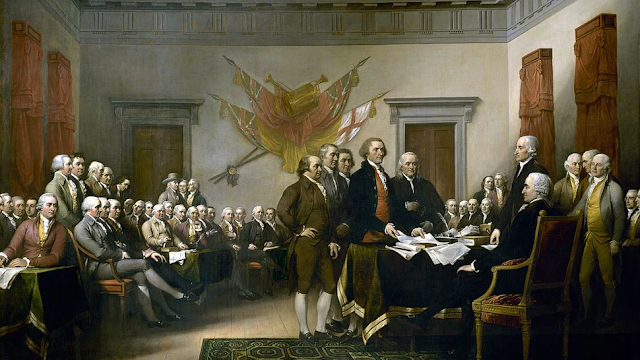 NPR Trashes Declaration Of Independence On Fourth Of July, Adds 'Editor's Note' To Warn Of 'Racist Slur'