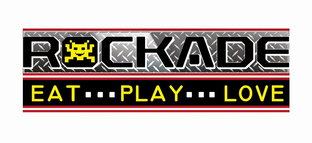 Rockade Logo Tagline