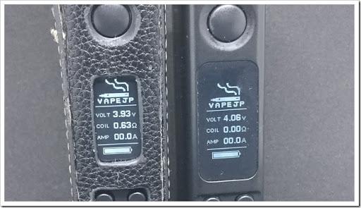 DSC 2326 thumb%25255B2%25255D - 【MOD】稀代の小型MOD「Joyetech eVic VTwo Mini」レビュー【VTC Mini後継モデル】