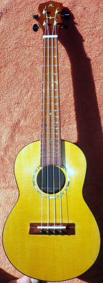Home Grown Tones Tenor Ukulele