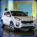 Sportage: Extreme Modern City Car Drift & Drive icon