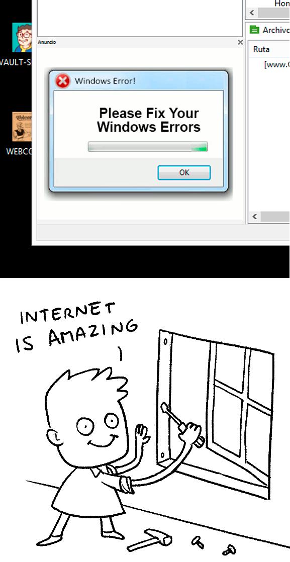 Internet is amazing