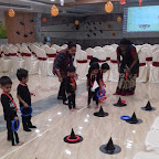 Halloween Carnival Celebrated by Playgroup  Morning Section at Witty World Chikoowadi (2017-18)