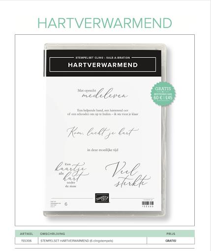 Hartverwarmend - Sale a bration set