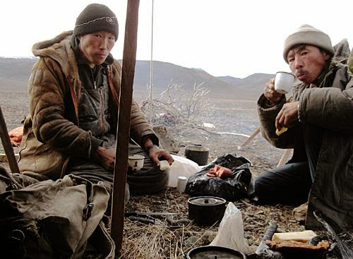 Naukan and Chukchi 'First American' DNA: Hmong oral history, Siberia