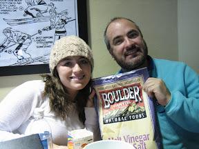 Boulder chips!
