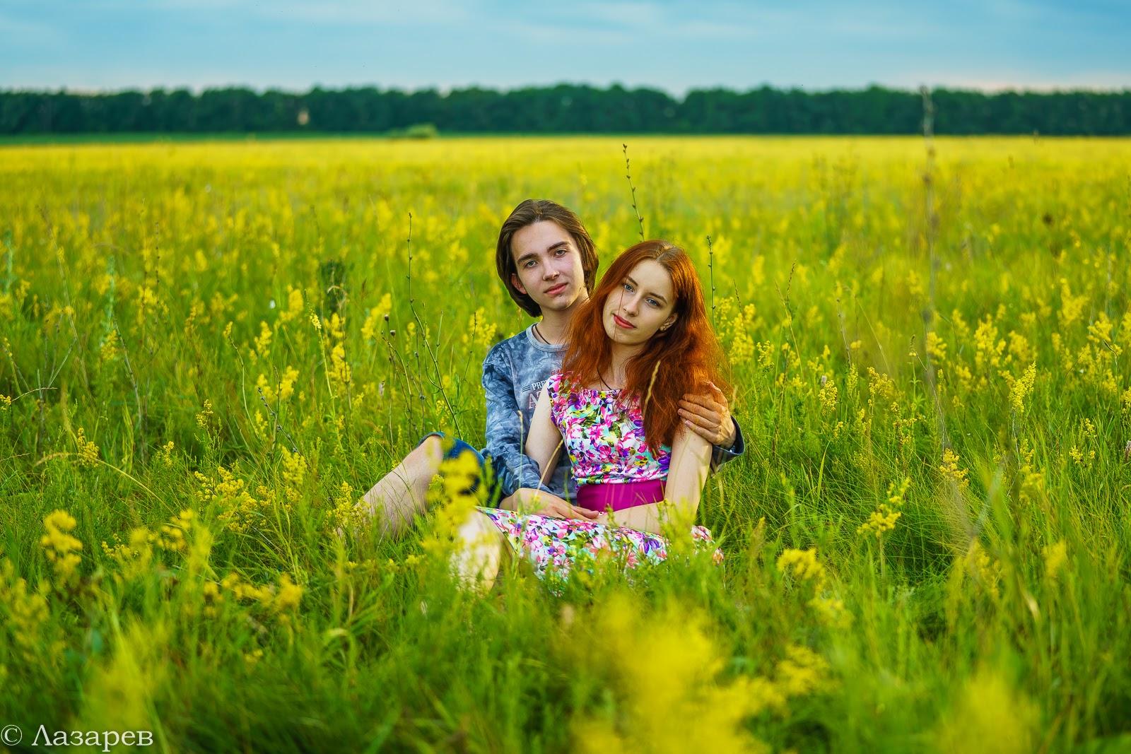 Love-story Anna+Shasha