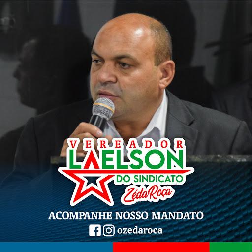 VEREADOR LAELSON CORDEIRO