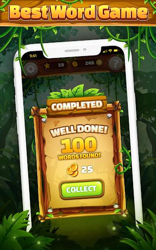 Word Jungle - FREE Word Games Puzzle apktram screenshots 11