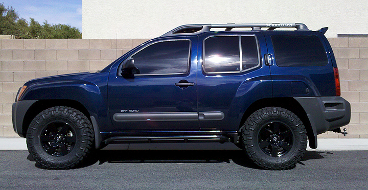 Review My Nitto Trail Grappler S Second Generation Nissan Xterra
