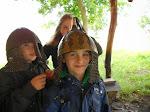 Klasay I i II SP na wycieczce w Wolinie