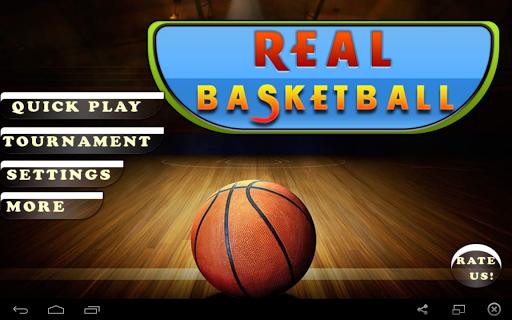 Play Real Basket Ball 2015