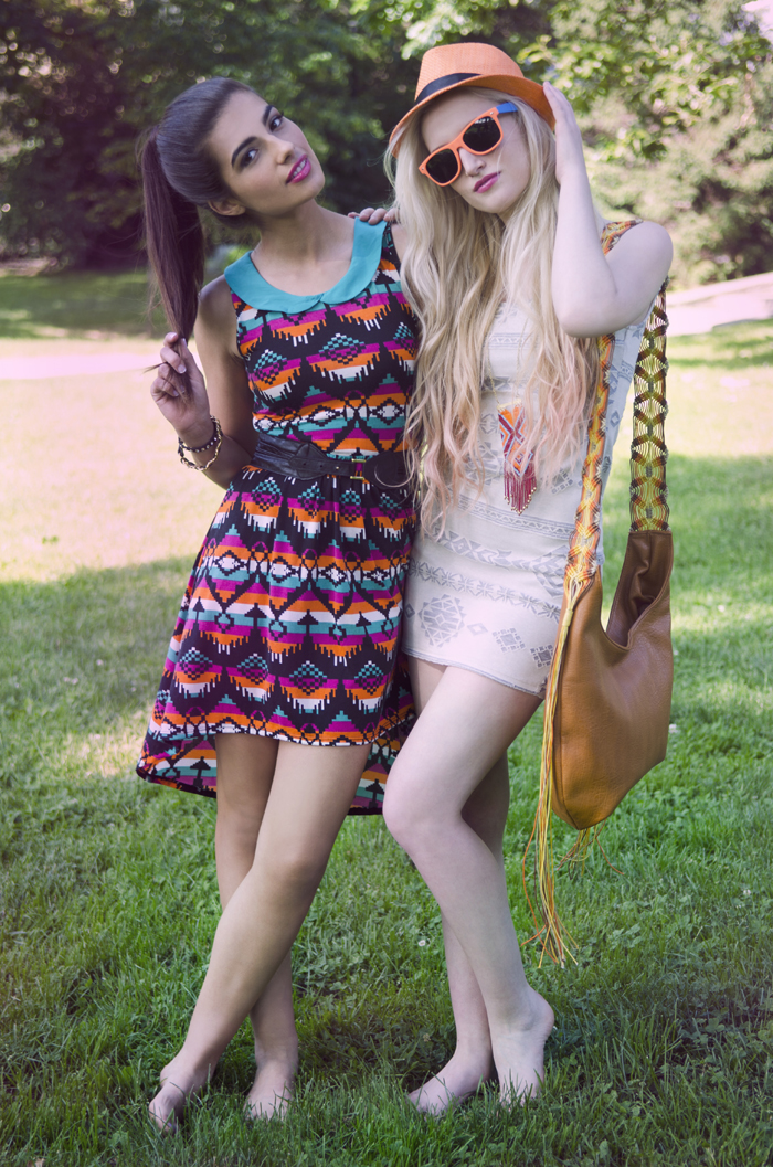 Violet Boutique 2012 Summer Lookbook