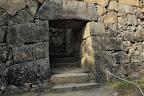 城門の種類:埋門 (二条城 西門)