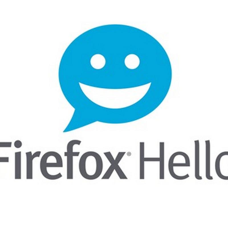 Abbandonato il supporto a Firefox Hello, ecco qualche alternativa.