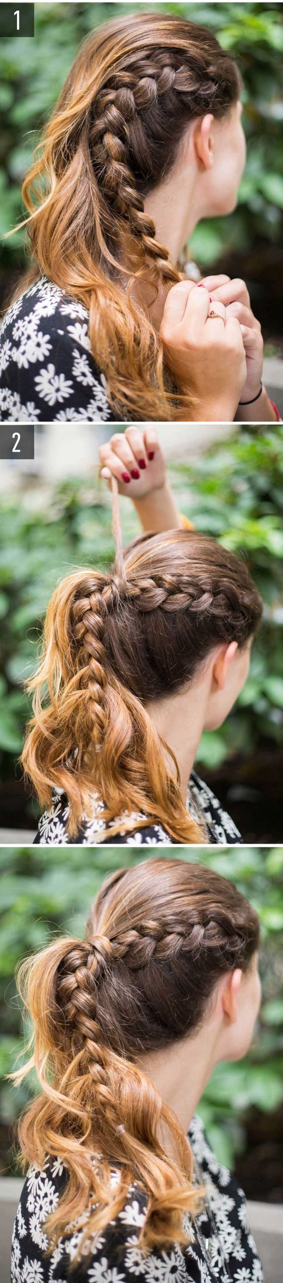 Braid Hairstyles A selection of your hairstyle To suit you 2017 7