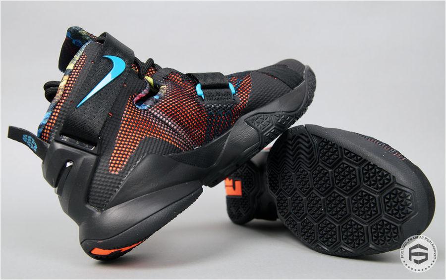 new product 8b50b 8d6c8 ... Nike LeBron Soldier 9 OKC ...