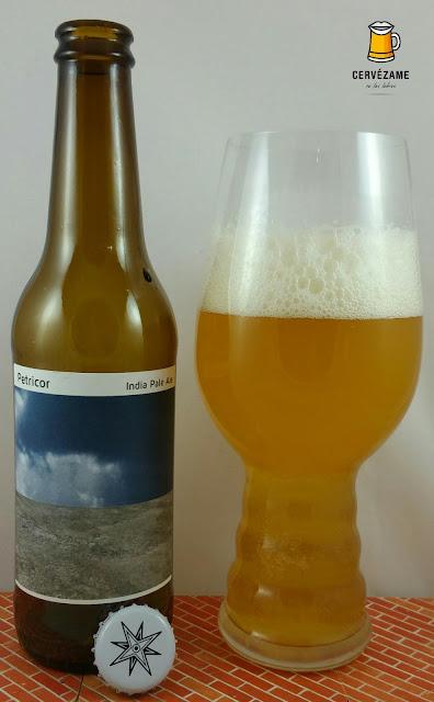 cerveza nómada petricor cervezame