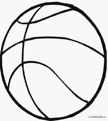 basketball colouring pages basketball coloring pages