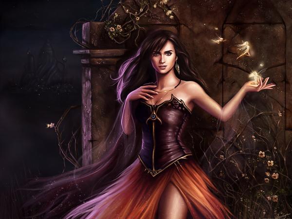 Crafty Queen Of Agony, Dark Goddess